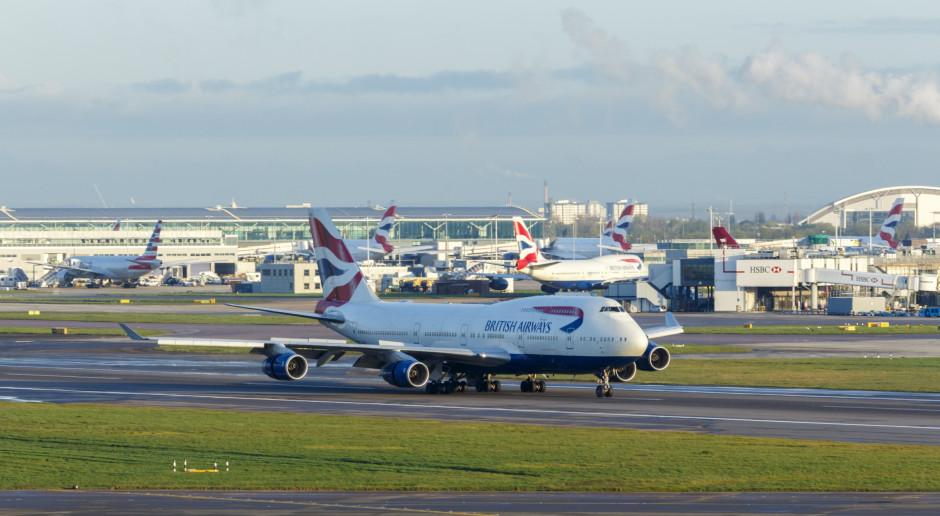 British Airways zawiesiły rejsy na trasie Londyn - Warszawa