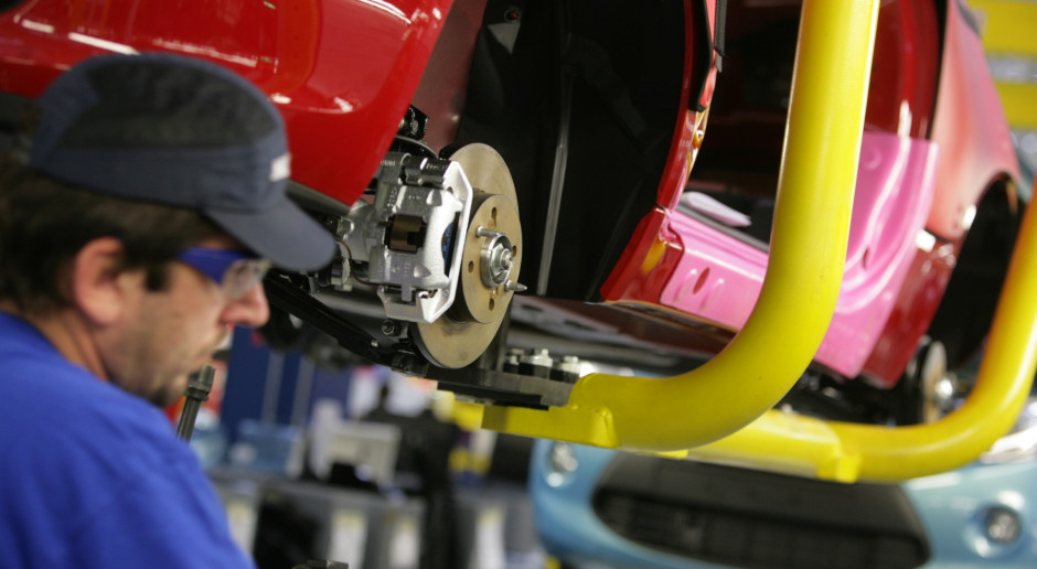 Ford zamknie część fabryk i zredukuje zatrudnienie w Europie