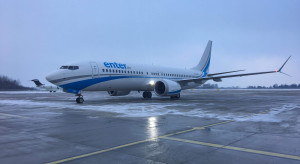 Największa prywatna linia lotnicza działającą w Polsce podlicza straty za I półrocze