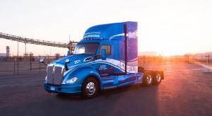 Morski port kupuje ciężarówki, które emitują tylko wodę
