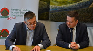 NFOŚiGW dofinansował warty ponad 11 mln zł projekt
