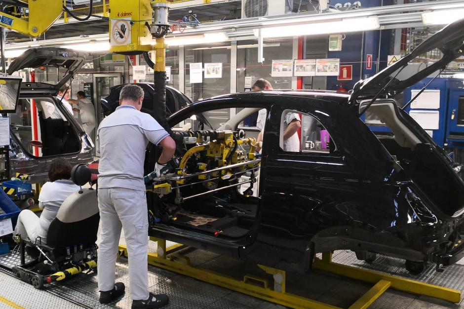 Tyska fabryka szykuje się nowe modele samochodów