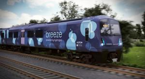 Kolejna propozycja Alstom pociągu z napędem wodorowym