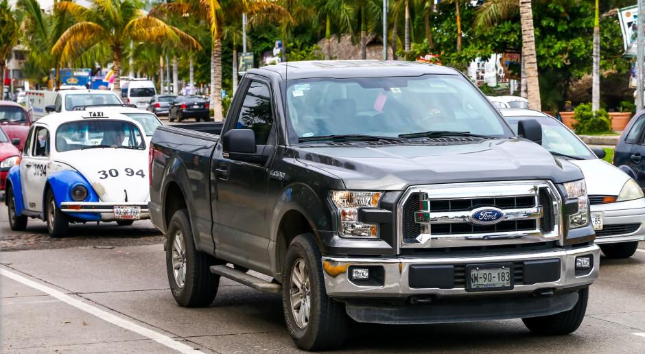 VW i Ford uzgodniły ramową umowę dot. elektryfikacji i autonomicznej jazdy
