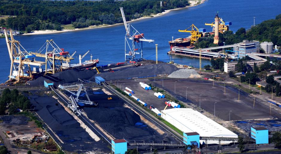 Rekordowe przeładunki portów Zachodniego Pomorza