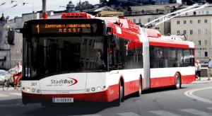 Solaris dostarczy trolejbusy do Saint-Etienne