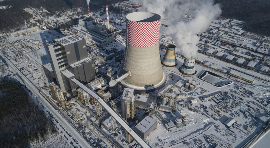 Nowy blok w Elektrowni Jaworzno III coraz bliżej ukończenia