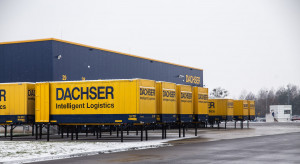 Duża firma logistyczna zainwestowała w nowy terminal