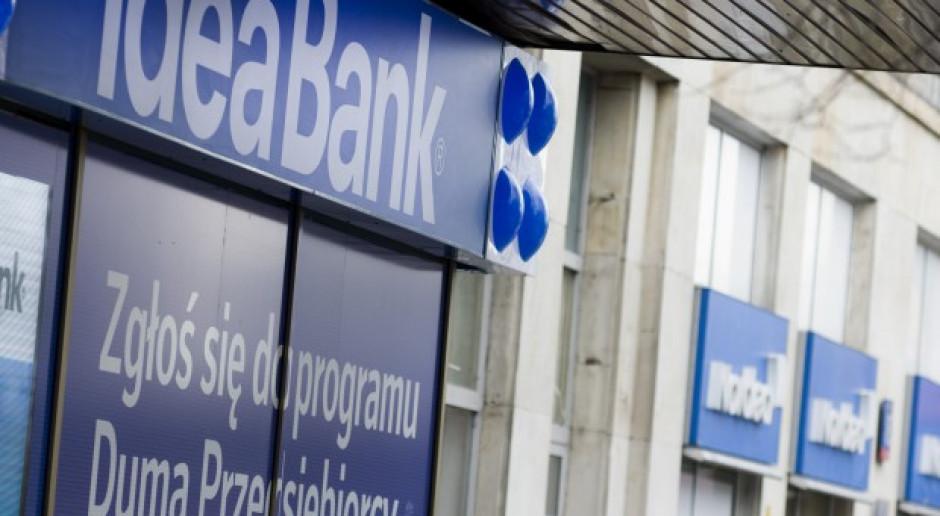 Będzie połączenie banków Getin Noble Banku i Idea Banku