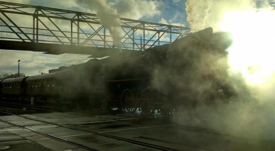 Od soboty do rozkładu wracają pociągi prowadzone przez parowóz