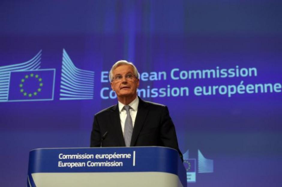 Michel Barnier, negocjator porozumienia o brexicie z ramienia Komisji Europejskiej, wyklucza zmiany ws backstopu.