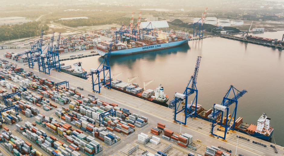 Port Gdańsk awansował na 4. pozycję na Bałtyku