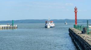 Urząd Morski zabrał głos w sprawie pogłębienia kanału żeglugowego przez Mierzeję