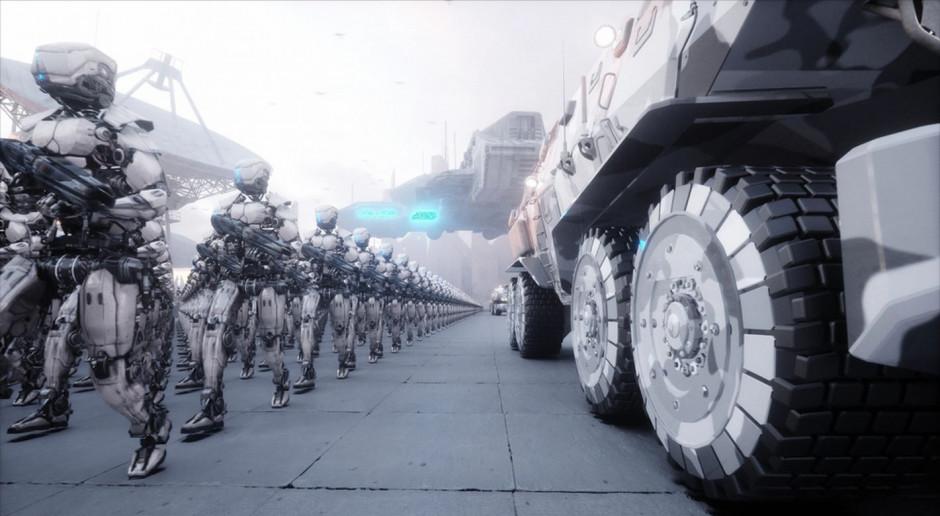 Polacy sprzeciwiają się robotyzacji armii