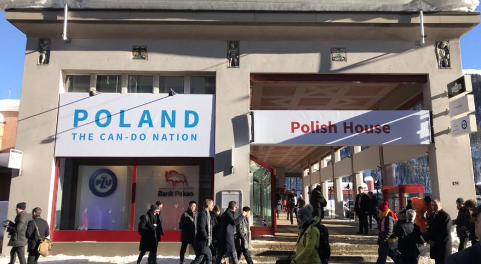 Polish House i polskie firmy w Davos
