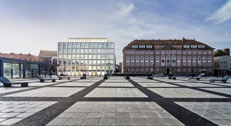 Rośnie zapotrzebowanie na biura we Wrocławiu