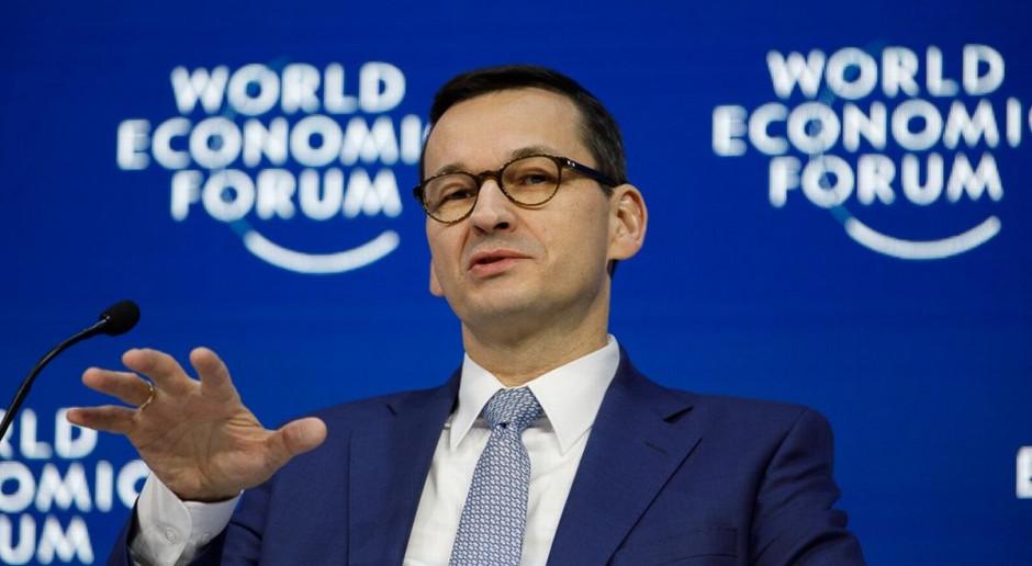 Morawiecki zarzucił dużym korporacjom unikanie płacenia podatków