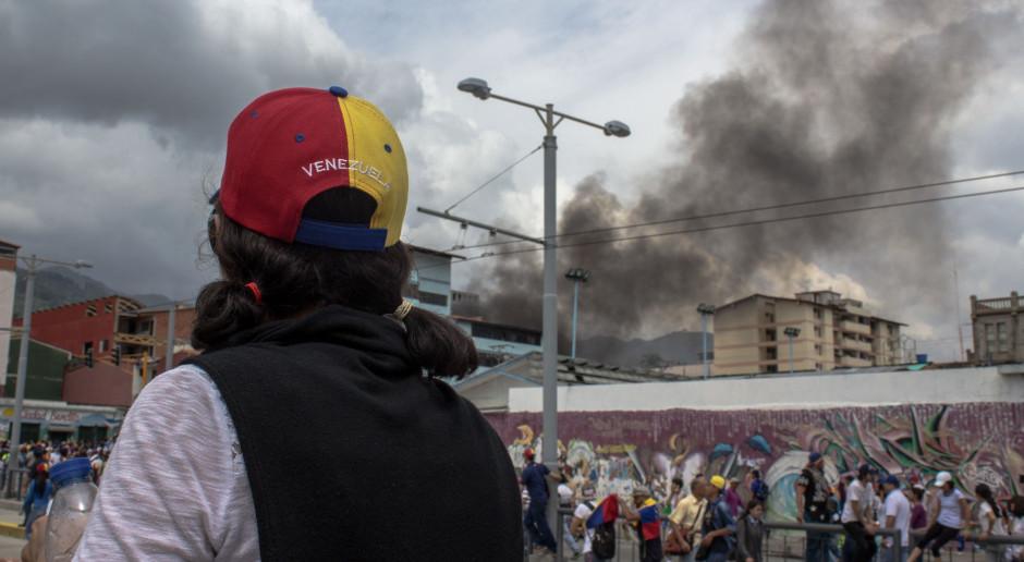 Rosja gotowa wysłać więcej wojskowych do Wenezueli