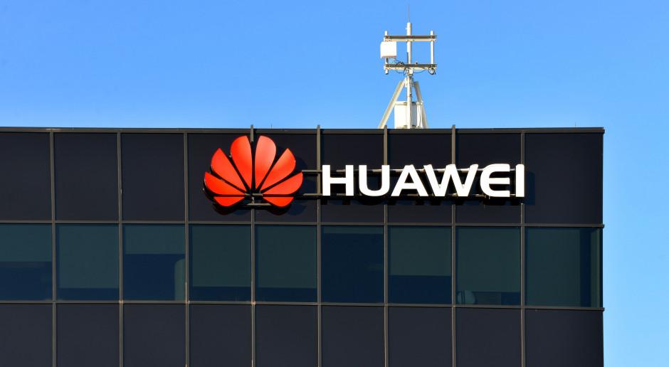 Huawei mocno rośnie na polskim rynku