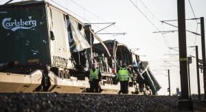 Rok na kolei: mniej wypadków, ale więcej ofiar