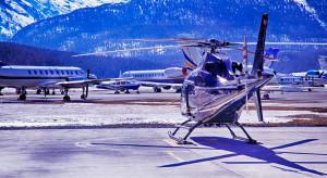 Z wypadku lotniczego w Alpach uratowali się Francuz i Szwajcar