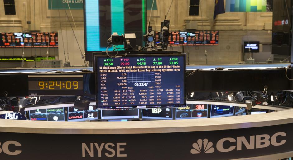 Wall Street w górę dzięki zapowiedzi Trumpa