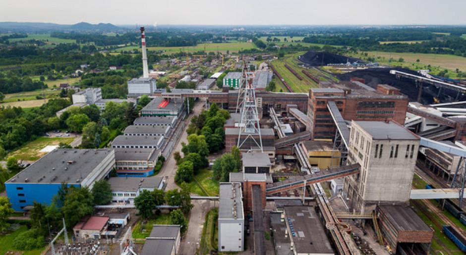 W kopalni Knurów-Szczygłowice z grupy JSW trwa akcja przeciwpożarowa