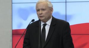 Dwa zawiadomienia do prokuratury na Jarosława Kaczyńskiego