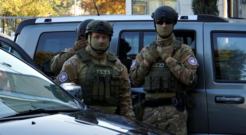 CBA zatrzymuje często, choć areszty są już znacznie rzadsze