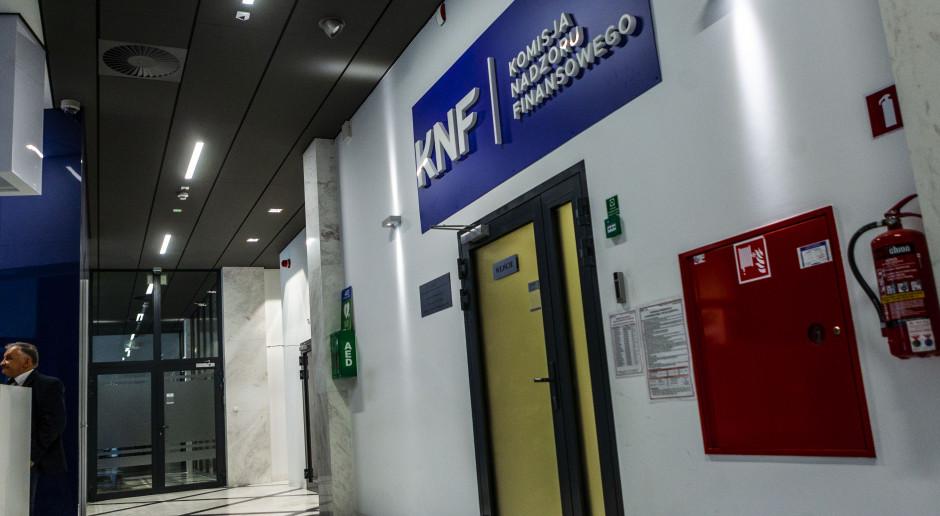 KNF chce większego zabezpieczenia interesów klientów banków