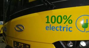 Katowice: Pierwszy autobus elektryczny wyjechał na ulice
