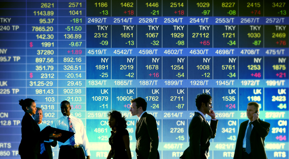 S&P 500 najlepszy styczeń od 1987. Wall Street kończy miesiąc wzrostami