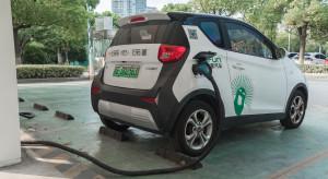 Chiny czeka duży przyrost liczby samochodów z napędem elektrycznym