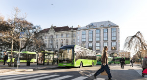 Autobusy hybrydowe Volvo w kolejnym mieście