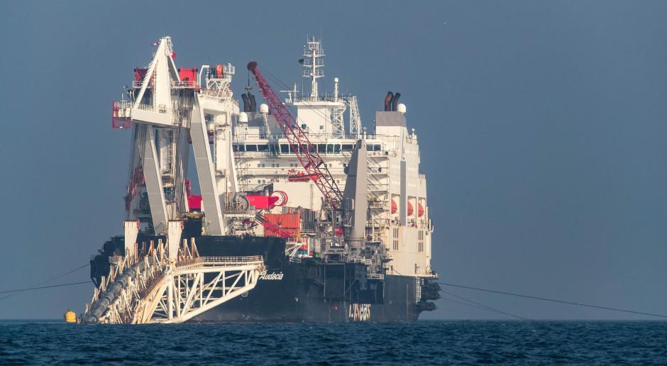 Groźba zatrzymania Nord Stream 2 to jedna z opcji wpływu na Rosję