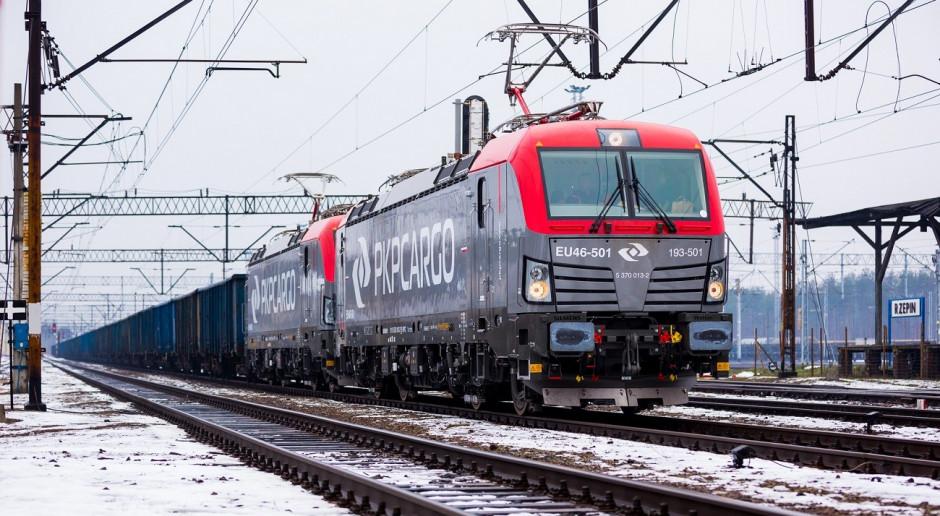 Dobry grudzień i słaby rok PKP Cargo