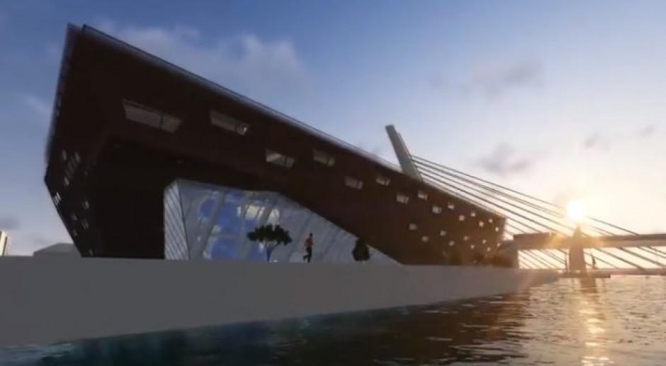 Erbud za 74,2 mln zł wybuduje Morskie Centrum Nauki