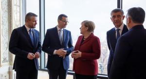 Uzależnienie Europy od rosyjskiego gazu? Premierzy Polski, Węgier, Czech i Słowacji szczerze z Angelą Merkel