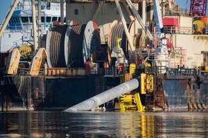 Rosja wzmacnia środki ochrony w rejonie gazociągu Nord Stream 2