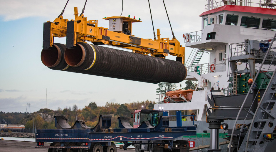 Litwa włączy się do sporu prawnego ws. gazociągu Nord Stream 2