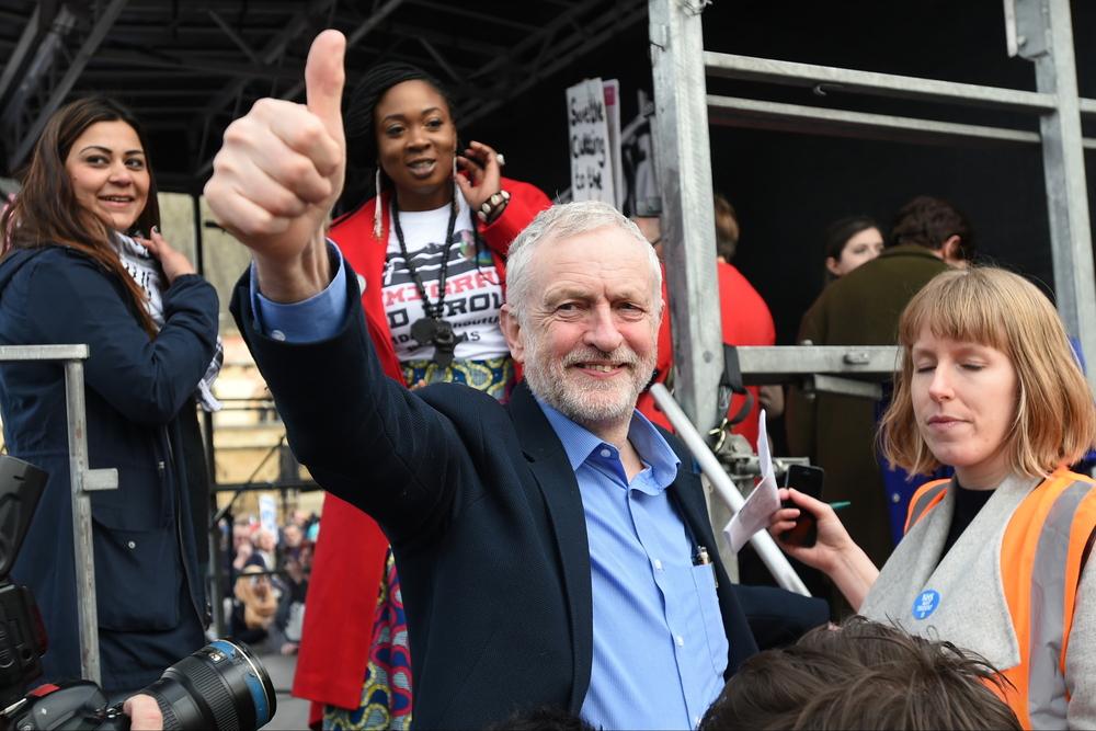 Lider Partii Pracy, Jeremy Corbyn, przedsatwił nową propozycję ws brexitu. fot. Shutterstock