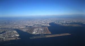 Kompletny paraliż na tokijskich lotniskach