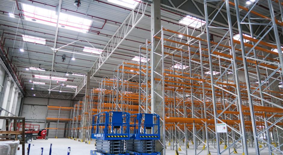 ESA logistika ma nowy magazyn w Radomiu