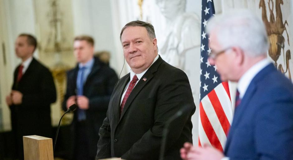 Pompeo: To Rosja stoi za cyberatakiem na Stany Zjednoczone