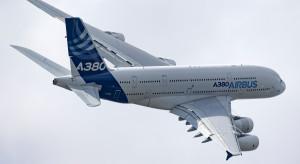Airbus bliski zakończenia produkcji największego samolotu pasażerskiego świata