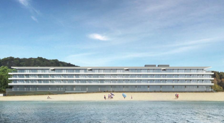 Awbud nie wybuduje hotelu w Międzyzdrojach
