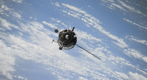 Kapsuła z próbkami asteroidy wylądowała w Australii