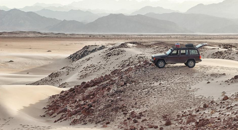 """""""Złoty trójkąt"""" sektora górniczego. Egipt zmienia prawo i szuka inwestorów"""