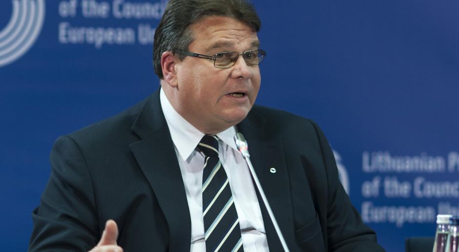 Szef MSZ Litwy: gra o Nord Stream 2 nie jest zakończona