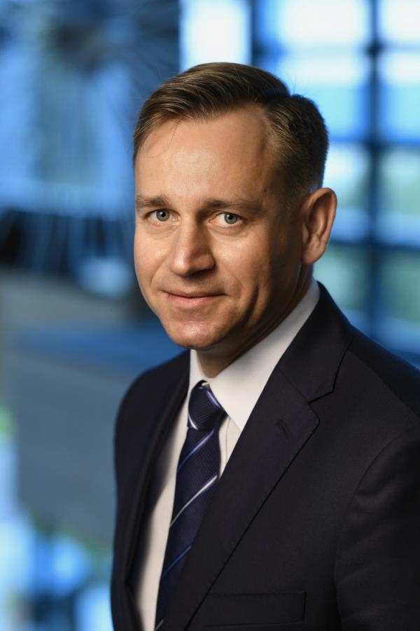 Andrzej Bułka, prezes Fracht FWO Polska. Fot. Mat. pras.